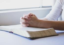 prayer book hands